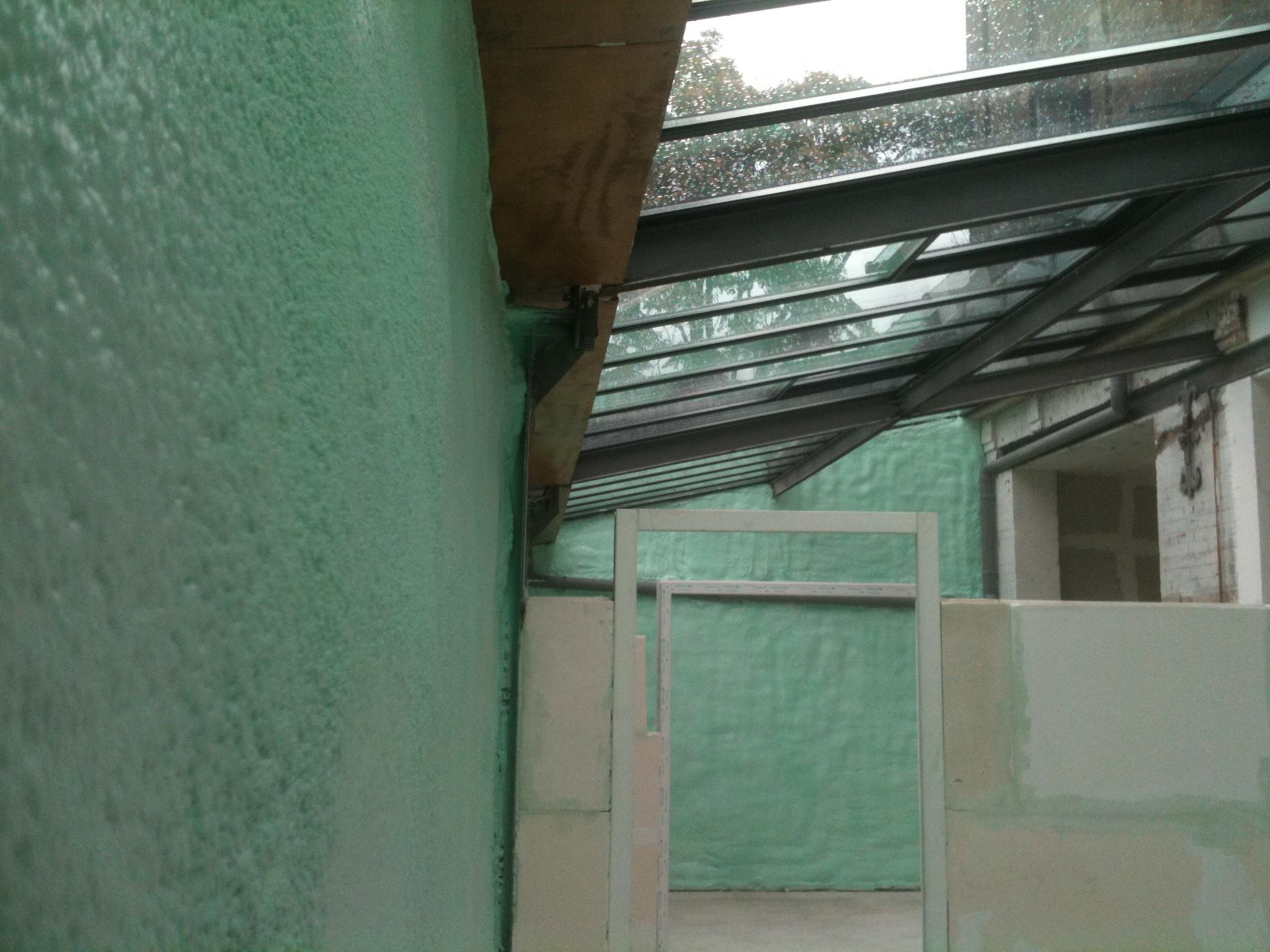Isolation projet e isolation projet e mousse - Isolation mousse polyurethane ...