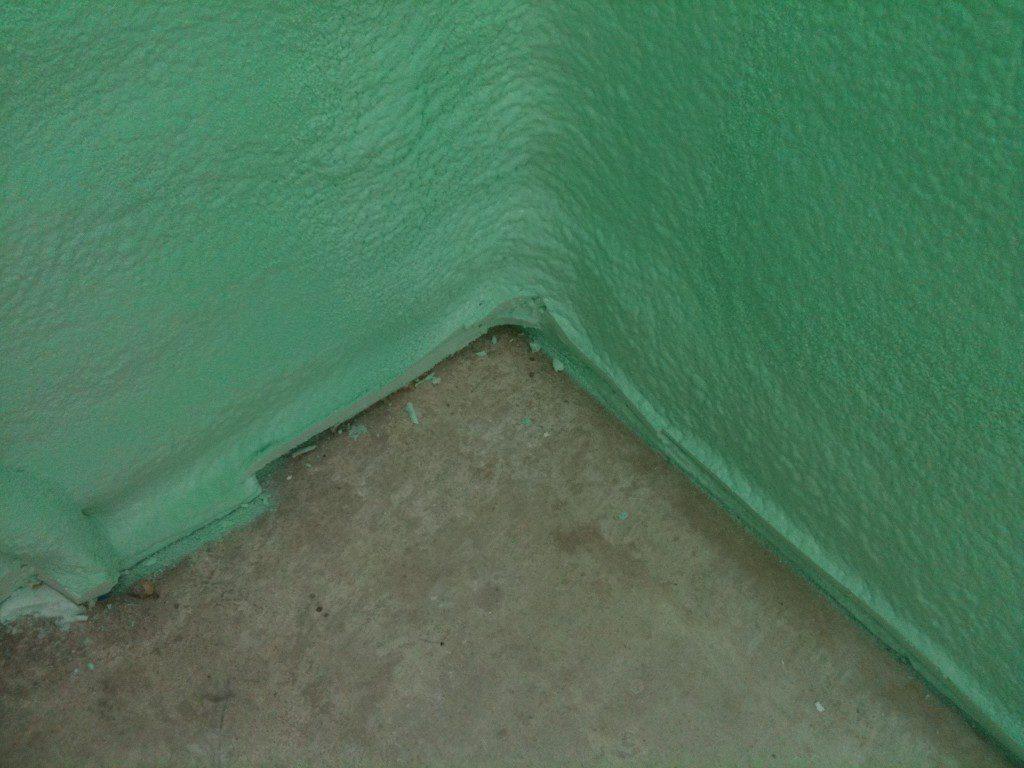 Isolation int rieure isolation projet e mousse - Isolation mousse polyurethane ...