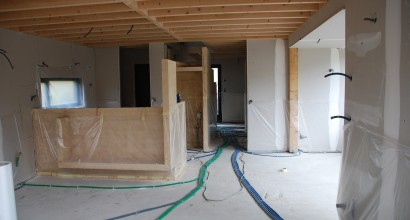 Isolation maison bois Saint Arnoux
